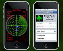 ghost hunting app